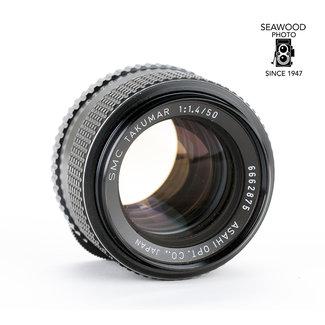 Pentax Pentax Takumar M42 50mm f1.4 GOOD+