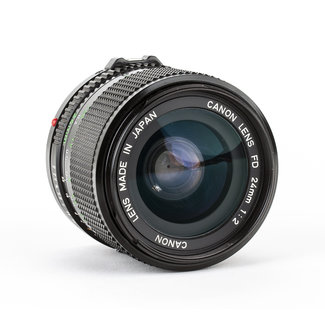 Canon Canon FD 24mm f/2 (CHIP INSIDE, AS-IS) GOOD-