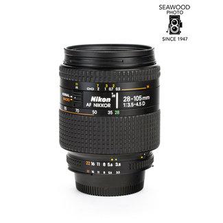 Nikon Nikon 28-105mm f/3.5-4.5 D AF EX.