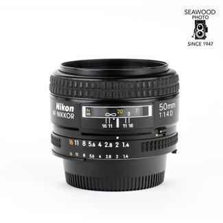 Nikon Nikon 50mm 1.4 D EXCELLENT
