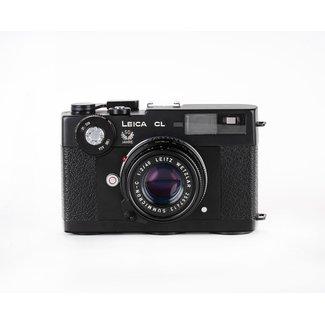 Leica Leica CL Rangefinder 50 Jahre w/Leica Summicron-C 40mm f/2 GOOD+