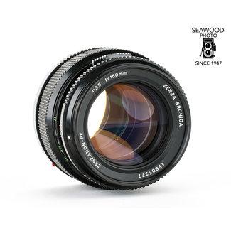 Bronica Bronica ETRSi PE 150mm f/3.5 Zenzanon GOOD+