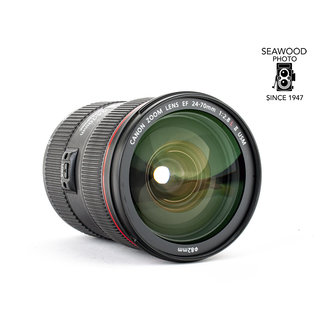 Canon Canon EF 24-70mm f/2.8L II USM EXCELLENT