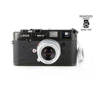 Leica Leica M4-2 w/5omm 2.8 Collapsible Elmar GOOD