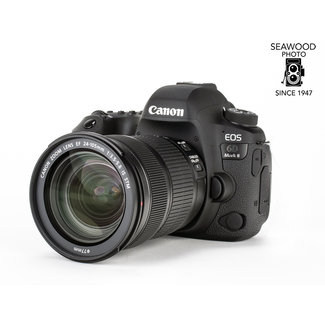 Canon Canon 6D Mark II 26.2mp w/EF 24-105 f/3.5-5.6 IS 260 Shots! EXCELLENT