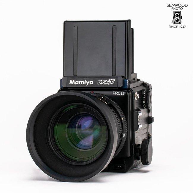 Mamiya Mamiya RZ67 Pro-II w/Sekor-Z 110mm f/2.8 EXCELLENT
