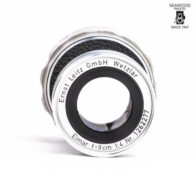 Leica Leica 90mm f/4 Collapsible-Elmar M Mount GOOD+