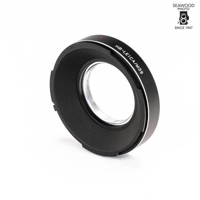 Hasselblad to Leica M39 Thread Mount adapter EXCELLENT