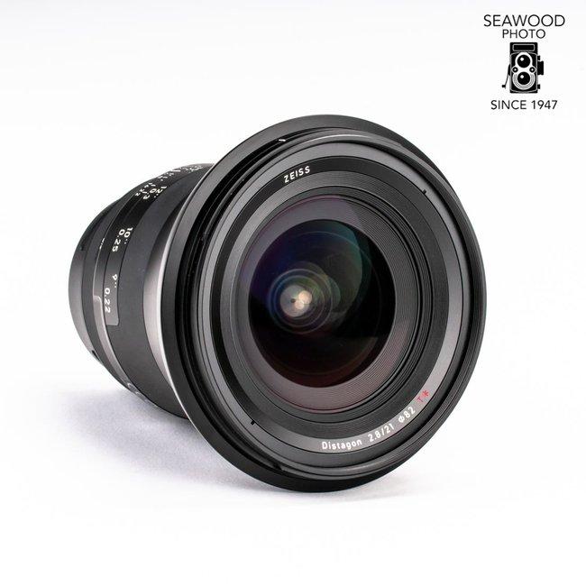 Zeiss Zeiss Milvus 21mm f/2.8 ZF.2 for Nikon-F (reg. $1843.) NEW