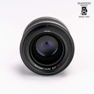 Zeiss Zeiss Milvus 50mm f/1.4 ZF.2 for Nikon-F (reg. 1199.) NEW