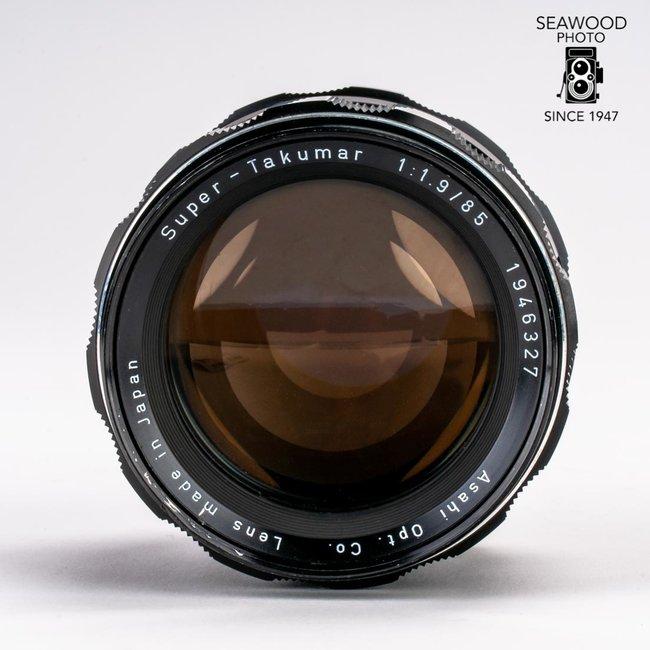 Pentax Pentax 85mm f/1.9 M42 Super-Takumar GOOD+