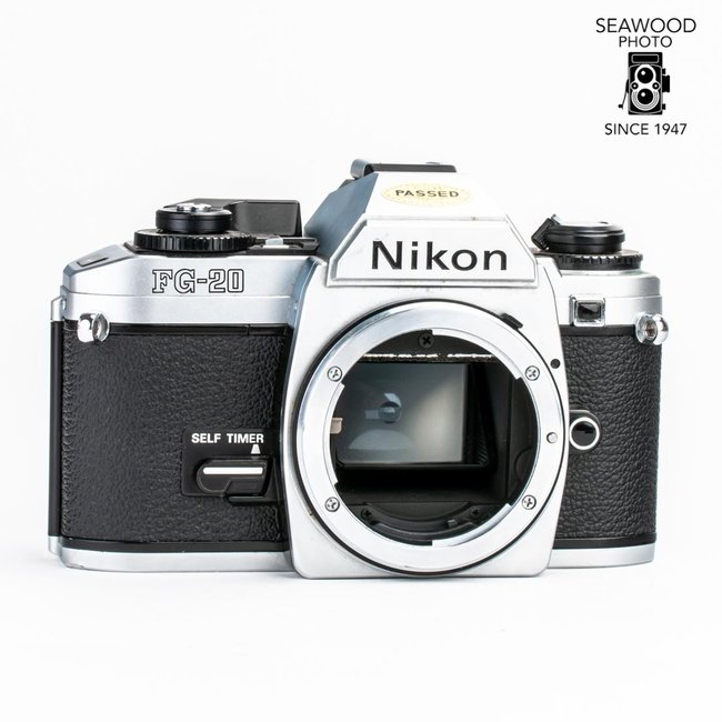 Nikon Nikon FG-20 Body GOOD