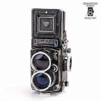 Rollei Rolleiflex Tele w/Zeiss 135mm Sonnar UGLY