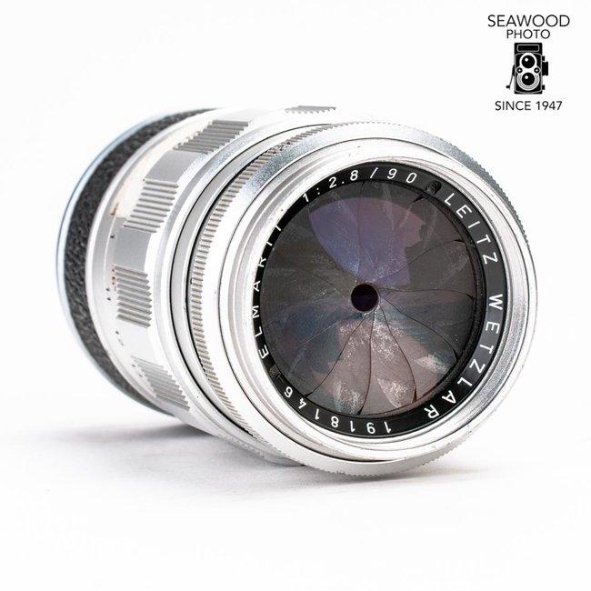 Leica 90mm f/2.8 Elmarit-M GOOD
