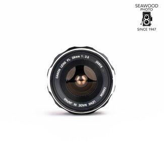 Canon Canon FL 28mm f3.5 GOOD