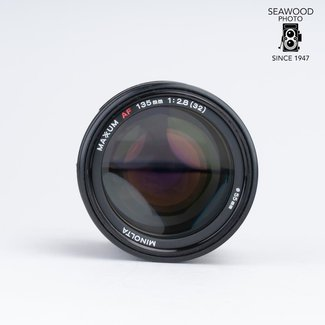 Minolta Minolta Maxxum 135mm AF 2.8  EXCELLENT