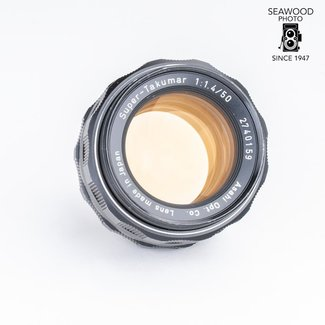 Pentax Pentax 50mm f/1.4 Super-Takumar M42 Thorium GOOD
