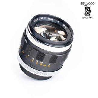 Canon Canon FL 55mm 1.2 GOOD+