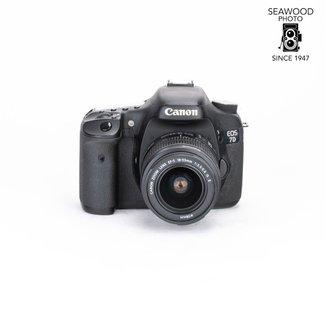 Canon Canon 7D 18MP w/18-55 GOOD 35,159 shots (23%)