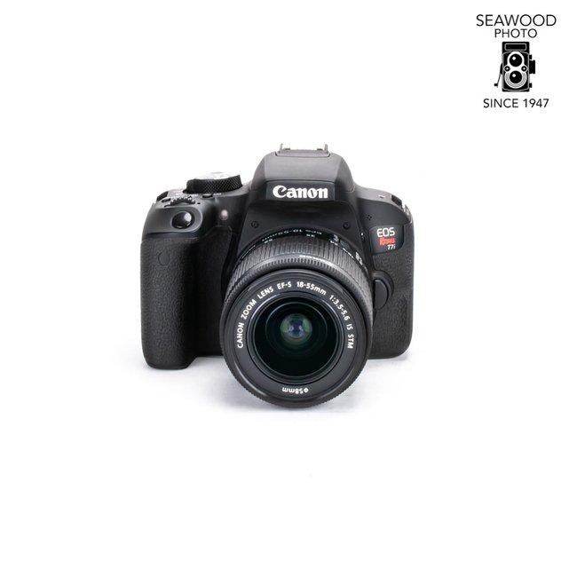 Canon Canon T7i 24.2mp  w/18-55 EXCELLENT