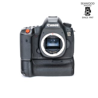 Canon Canon EOS 5DS 50.6mp Body Under 500 Shots LIKE NEW
