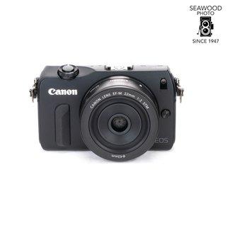 Canon Canon EOS-M w/22 mm f2 18mp EXCELLENT