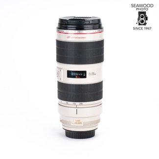 Canon Canon 70-200 f2.8 is II GOOD+