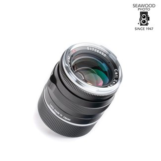 Zeiss Zeiss ZM 50mm f/2.0  Planar T* Black for Leica M NEW