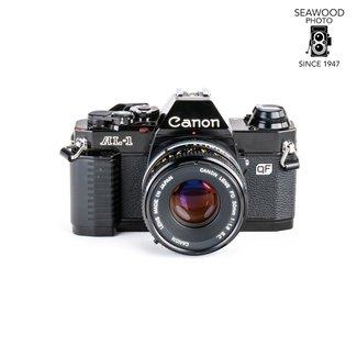 Canon Canon AL-1 w/50mm f1.8 GOOD