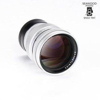Voigtländer Vintage Line 75mm f1.5 Nokton Leica M-Mount LIKE NEW