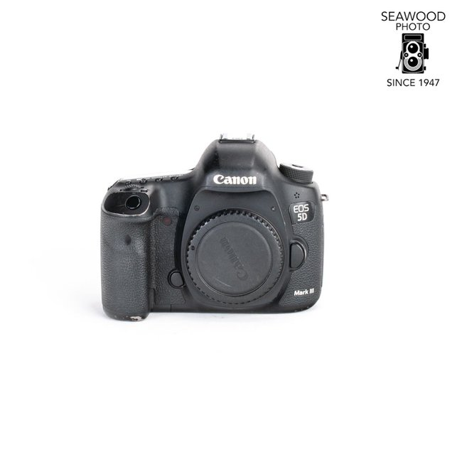 Canon Canon 5D Mark III 22.3MP GOOD-
