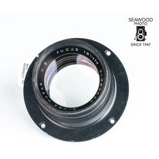 "Goerz 16-1/2"" (419mm) f/8 Gotar 11x14 in Barrel"