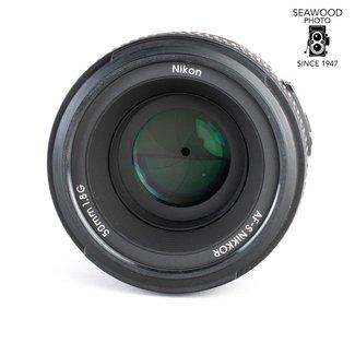 Nikon Nikon AF-S 50mm 1.8 G  GOOD+