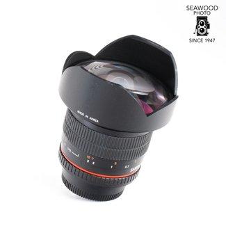 Samyang Samyang 14mm f/2.8 for Nikon EXCELLENT