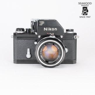 Nikon Nikon F FTN Photomic Black w/50m f/1.4 Nikkor-S EXCELLENT