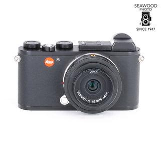 Leica Leica Digital CL 24.2 MP w/18mm f2.8 Elmarit-TL GOOD