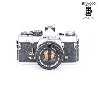 Olympus Olympus OM-2 w/Zuiko 50mm f/1.8 GOOD