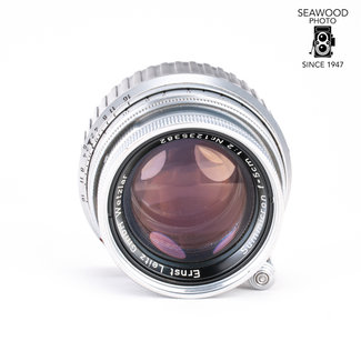Leica Leitz 5cm Summicron F2 GOOD - HAZE