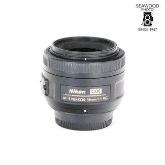 Nikon Nikon AF-S 35mm f/1.8G EX.