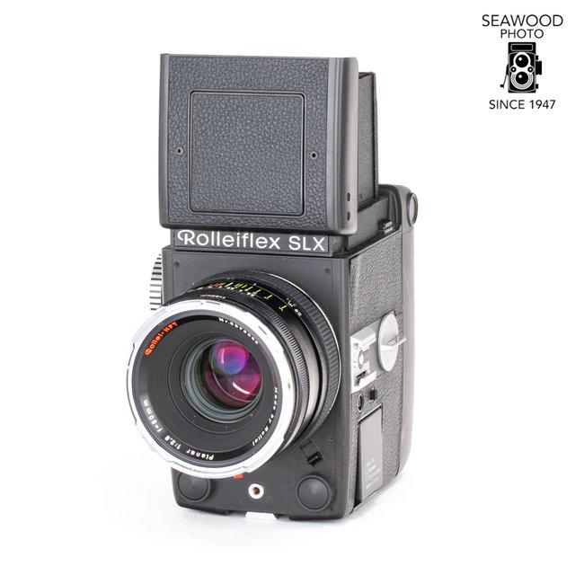 Rolleiflex Rolleiflex SLX w/80mm f/2.8 Rollei HFT Planar EXCELLENT