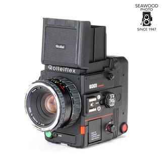 Rolleiflex Rolleiflex 6001 w/80mm f/2.8 PRollei Planar HFT,  WL  and Prism Finder EXCELLENT