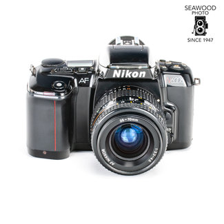 Nikon Nikon N6006 w/ 35-70mm GOOD -