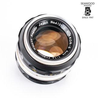 Nikon Nikon 50mm f/1.4 Non-AI GOOD
