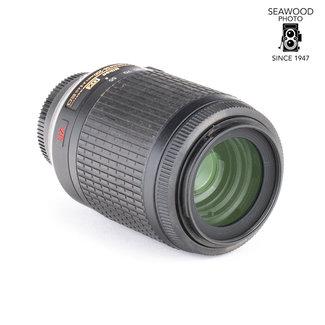 Nikon Nikon 55-200mm f/4-5.6 G ED GOOD