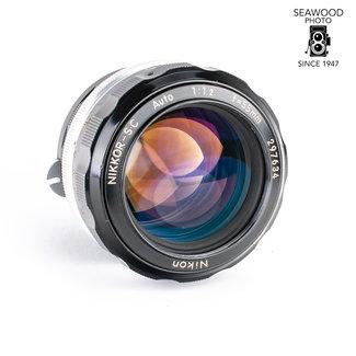 Nikon Nikon 55mm f/1.2 Non-AI GOOD+