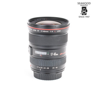 Canon Canon EF 17-40mm f/4 L USM Like New