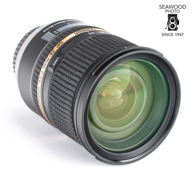 Tamron Tamron SP 24-70 f/2.8 Di VC for Canon Like New