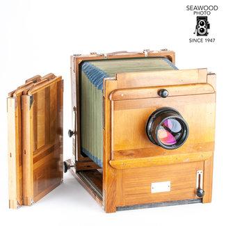 Industar Russian Camera w/ Industar 300mm f/4.5  GOOD