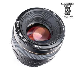 Canon Canon EF 50mm f1.4 GOOD +