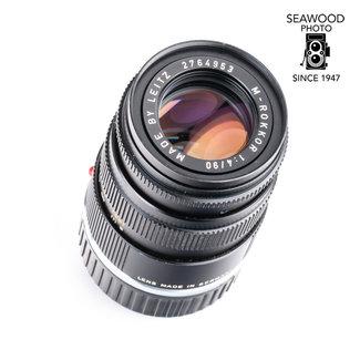 Minolta Minolta M-Rokkor 90mm f/4 Leica M GOOD+